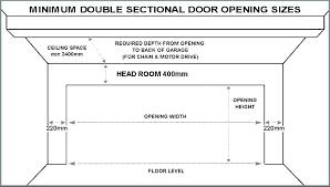 std garage door width single garage doors sizes double door dimensions standard garage door widths australia