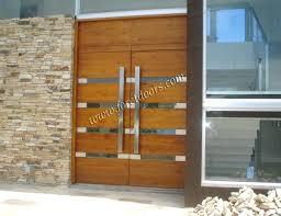 modern wooden doors wood door design