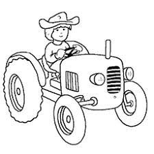 tractor color pages. Beautiful Tractor The Standalone Tractor Intended Color Pages R