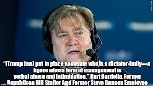 Bannon Quotes Adorable Pax On Both Houses Steve Bannon Wants To Turn The Press Into The
