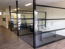glass office partitions glass77
