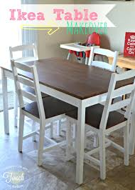 Popular Ikea Table Kitchen A Mommy S Life With Touch Of Yellow Makeover