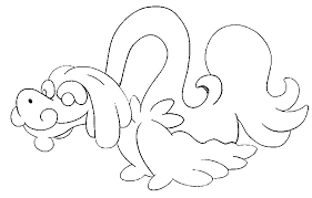 Small Picture Pokemon Sun and Moon Coloring Pages Pokemon Sun and Moon Pokemon