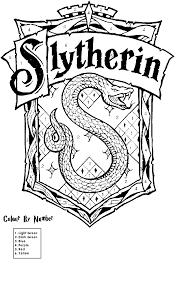 Harry Potter Coloring Page 1000 Images About Harry Potter Coloring ...