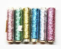 Metallic Ribbon Floss Rhode Island Textiles Metallic Ribbon