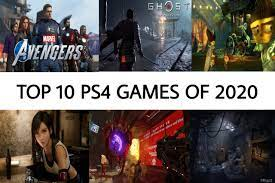 best uping ps4 games of 2020