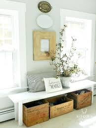living room bench fall into home tour rooms for blog for the home house tours living room bench