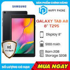 Shop bán Máy tính bảng Samsung Galaxy Tab A8 T295 (2019) 32GB/2GB - Chính  hãng, mới 100%, nguyên seal, BH 12 tháng.