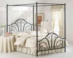 Wrought Iron Canopy Bed Queen | ELEGANT HOME DESIGN : Amazing Queen ...