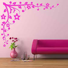 Small Picture Flower Tree Vine Bird Butterfly Wall Sticker Art Decal House