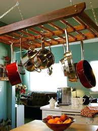 best pot rack hanging ideas on hangingsimple wall mounted pots kitchen and diy