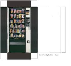 Mini Snack Vending Machine Inspiration Miniature Snack Vending Machine Crafting Pinterest Vending