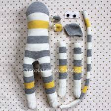 Sock Monkey Pattern Mesmerizing Sock Monkey Free Sewing Pattern Crafts Pinterest Monkey