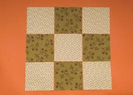 Simple Square Quilt Patterns Unique Nine Patch Lesson 48 Basic Piecing With Charms ConnectingThreads