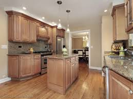 Dark Hardwood Floors In Kitchen Kitchen Wood Floors In Kitchen With Regard To Glorious Glossy