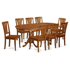 9 piece dining room set dining table with 8 kitchen dining kitchen chair set of 2