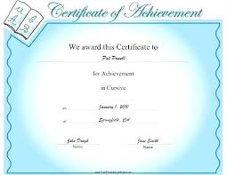 Certificate Of Awesomeness Template Top Printable Resume Template Free Awesome Award Student Certificate