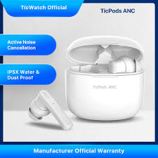<b>Ticpods ANC</b> True Wireless Earbuds <b>Active Noise</b> Cancellation ...