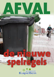 Afvalbrochure By Gemeente Kapellen Issuu