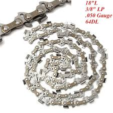 18 Inch Chainsaw Saw Chain Blade 45cm Chain Replament ...