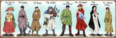 the canterbury tales by eljiasan on the canterbury tales by eljiasan