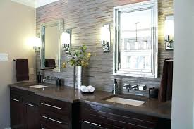 wall sconces for bathroom wall sconces wall light sconces brown bathroom set mirrors brown towel white
