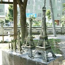 Eiffel Tower Home Decor Accessories Eiffel Tower Desk Accessories Tower Model Alloy Tower Desk Table 98