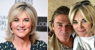 Turner shared a cartoon of a large woman in a wheelchair warning a maskless female: Who Is Anthea Turner S New Fiance Mark Armstrong Metro News