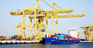 port company color chart zayed port abu dhabi ports