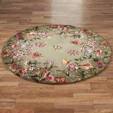 white round area rug. White Round Area Rug A