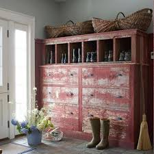 entranceway furniture. english country home old painted cupboard for storage of boots in entranceway furniture r