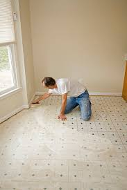 the most important tip is to prevent dirt and grime from being grounded into your vinyl flooring by sweeping or mopping frequently