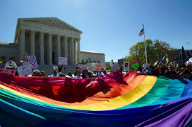 supreme court affirms constitutionality of gay marriage politics 9 need to know quotes from the obergefell v hodges opinions