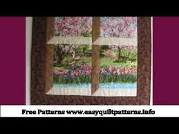 easy peasy quilt easy attic window quilt block - YouTube & easy peasy quilt easy attic window quilt block Adamdwight.com