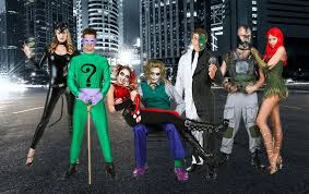 batman villain costumes. Perfect Villain DC Villain Costumes Inside Batman