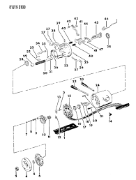 1950 Oldsmobile Wiring Diagrams