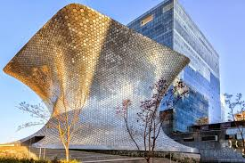 The Museum Soumaya (Fernando Romero, Mexico City, Mexico,
