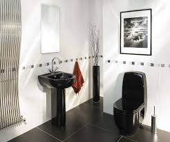 the best of small black and white bathroom. Impressive Black And White Small Bathroom Designs Pefect Design Ideas The Best Of H
