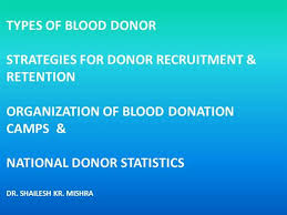 essay on blood donation camp