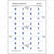 Multiplication and Division Facts: The Grid Method | PlanBee