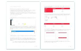 Training Templates For Word Training Formats Templates Guide Template Unique 7 Word