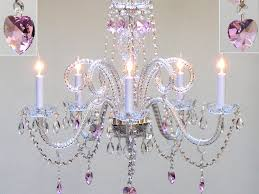 chandelier mobile kid lighting amazing of chandeliers for kids rooms pink module 16