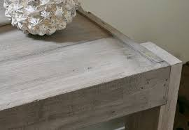 Perfect Gray Coastal Rustic Beach House Entertainment Center TV Stand   PresEARTH  Driftwood