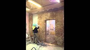 Soffitto A Volta : Sabbiatura soffitto legno volte mattoni