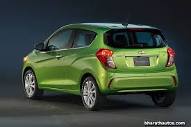 new car releases 2016 in india2016 Chevrolet Spark Beat for India breaks cover closely