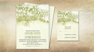 collage wedding invitations read more painted collage modern lights wedding invitation