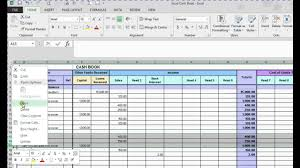 How To Add Rows To Excel And Update Formulas In New Rows Youtube