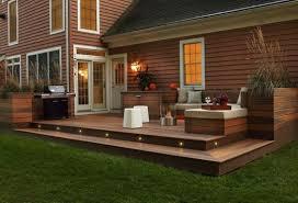 patio deck lighting ideas. 25 best low deck ideas on pinterest designs backyard decks and platform patio lighting