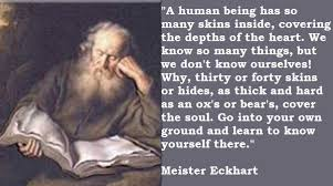 Christian Mystics Quotes Best Of Lenten Blessings From The Master Of Mysticism Meister Eckhart And