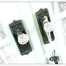 antique looking door knobs. Crystal Door Knob Vintage Knobs Chrome Faceted Glass Cr Antique Looking